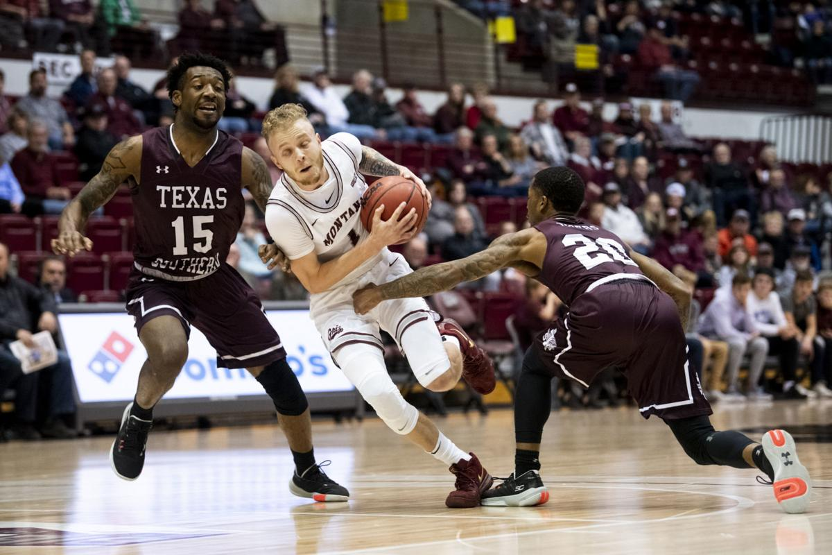Griz vs. Texas Southern bball 02