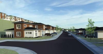 Hillview Crossing development