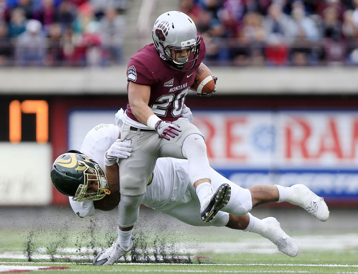 Montana Football Griz Crush Hornets In 2nd Straight 60 Point Outing