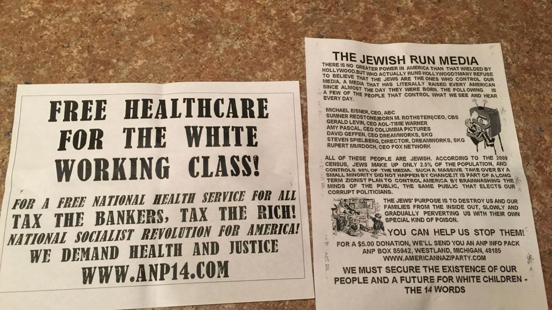 American Nazi Party literature shows up in Missoula – Missoulian Birth Announcements