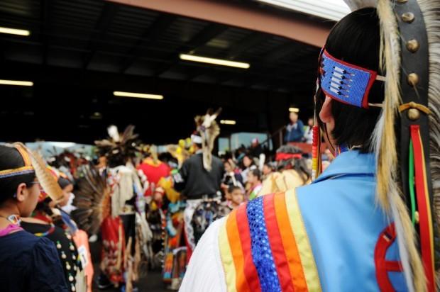 Arlee Celebration And Powwow Horses Spark Spontaneous Fun