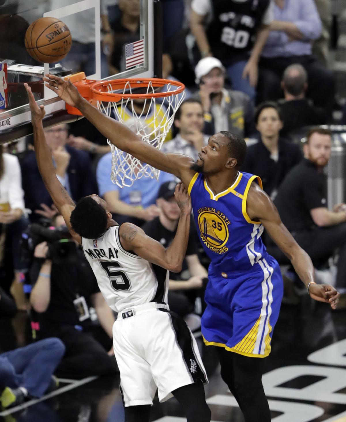 NBA Finals Durant 1 (MIS)
