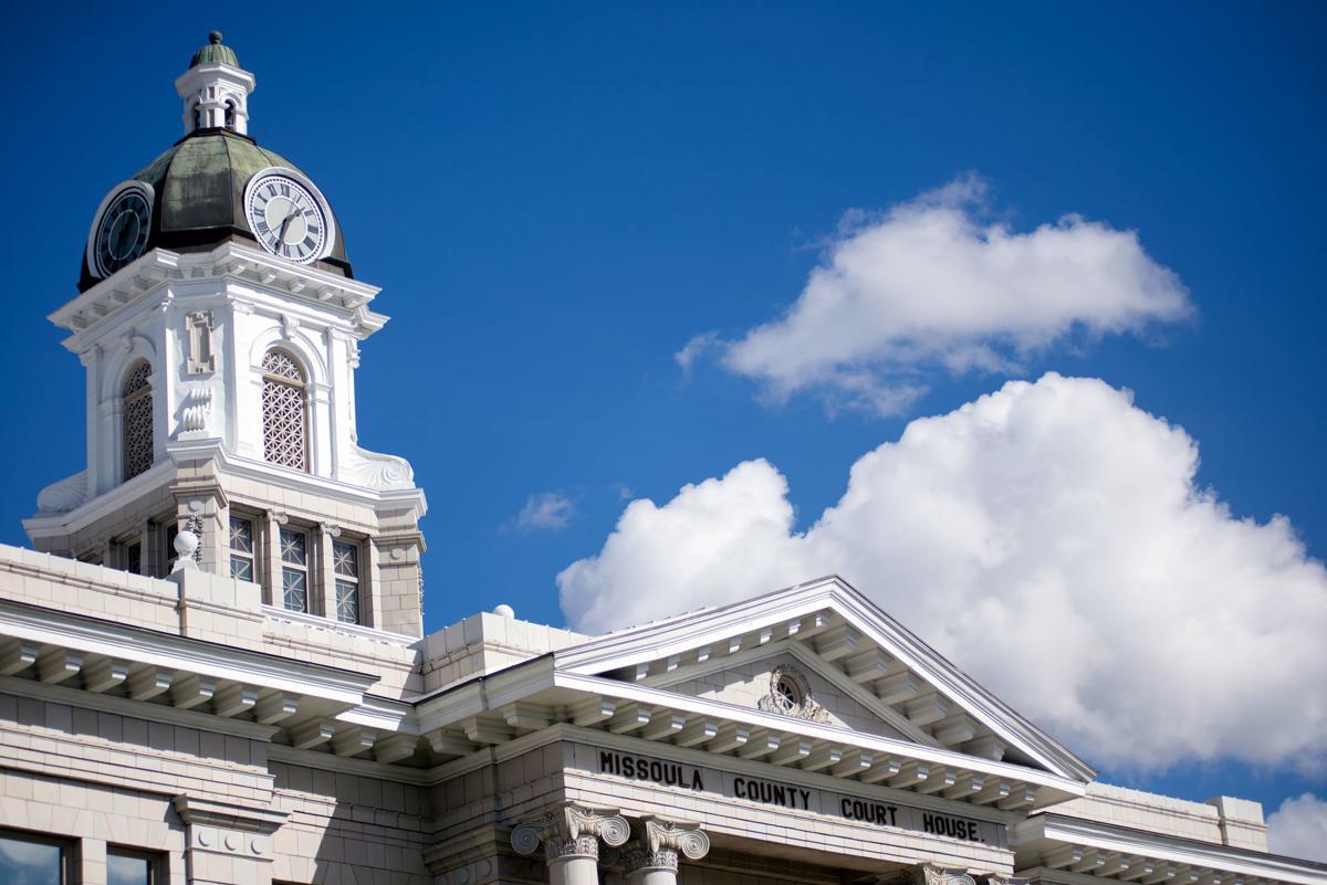 Missoula County Court House