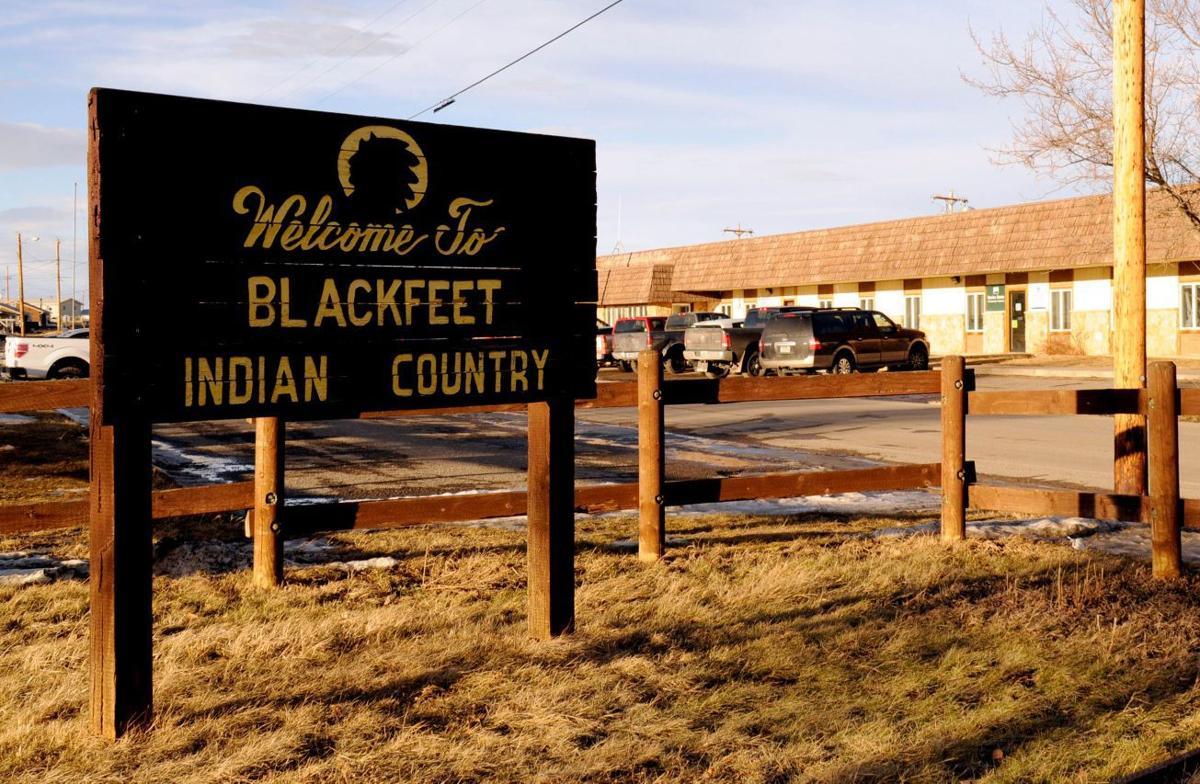 Blackfeet offices