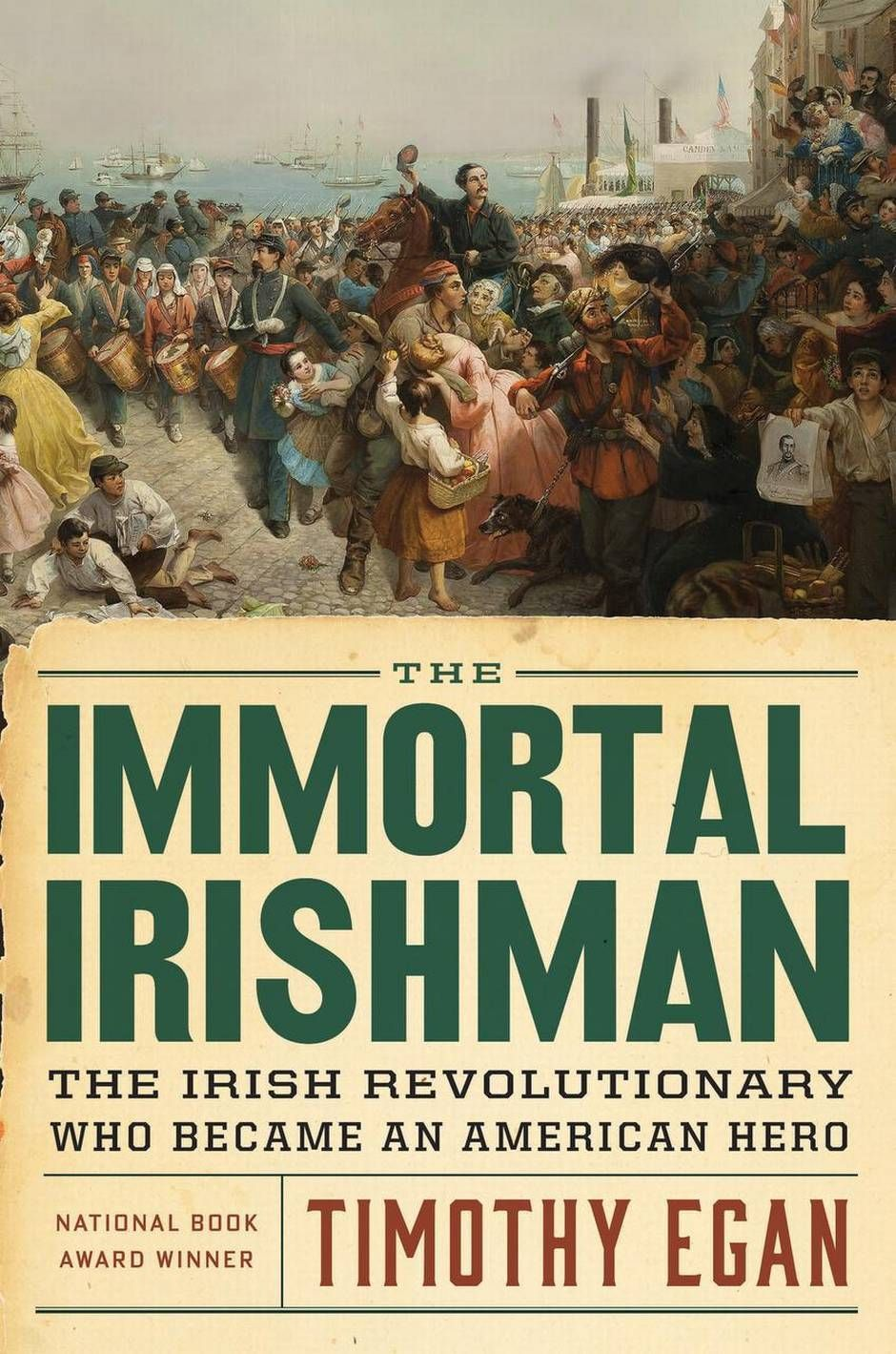 """The Immortal Irishman"""