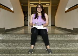 University of Montana students share successes of Upward Bound program with Tester