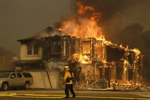 US, states struggle to pay spiraling cost of fighting fires