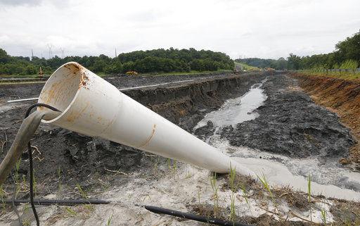 APNewsBreak: US utilities find water pollution at ash sites