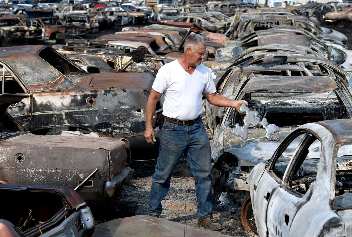 Arlee Wrecking Yard Owner Seeks Help In Cleaning Up