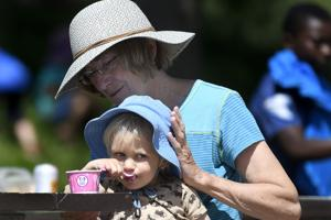 Out to Lunch kickoff attracts hundreds to Missoula's Caras Park