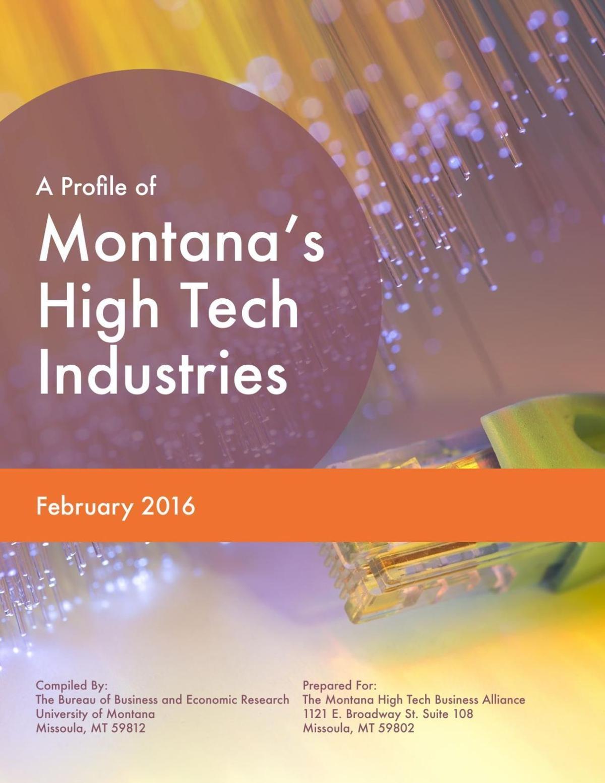 Montana's High Tech Industries