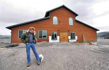 Inconspicuous worship: Church near Clearwater Junction draws crowd despite remote location