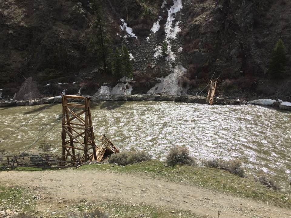 stoddard bridge wrecked