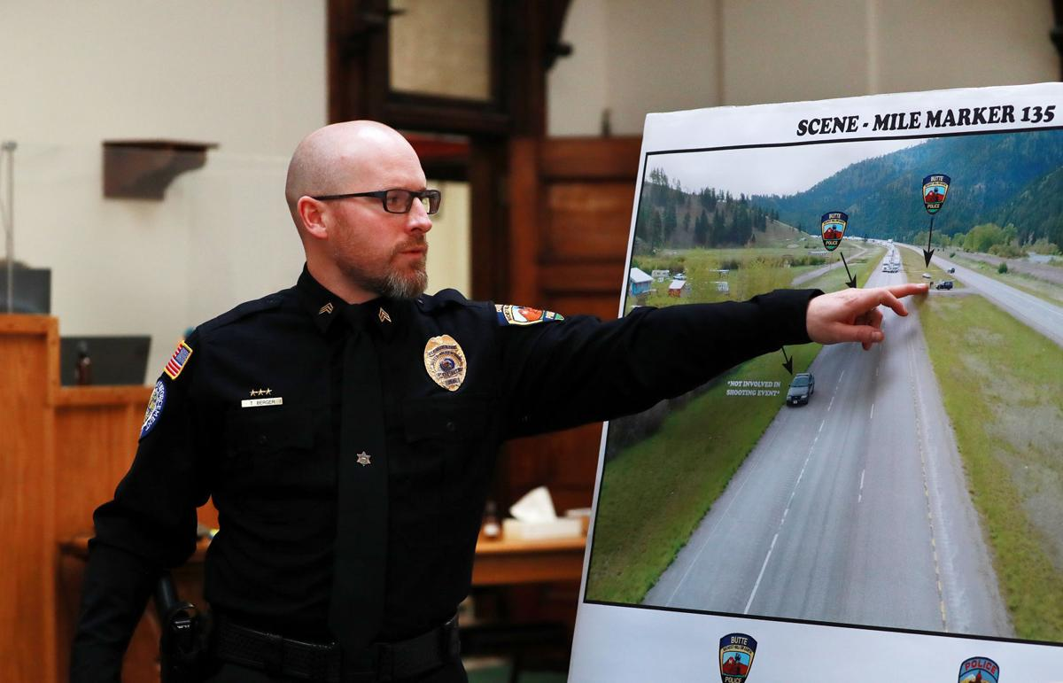 Butte police officers take the stand in Barrus trial