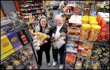 Happy hunting - Dede's World Foods stocks international ingredients to satisify homeland cravings and exotic tastes
