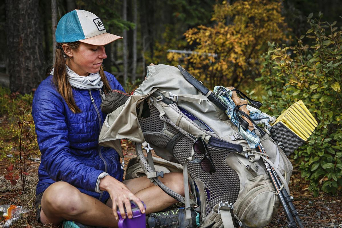 Exchange Continental Divide Hikers