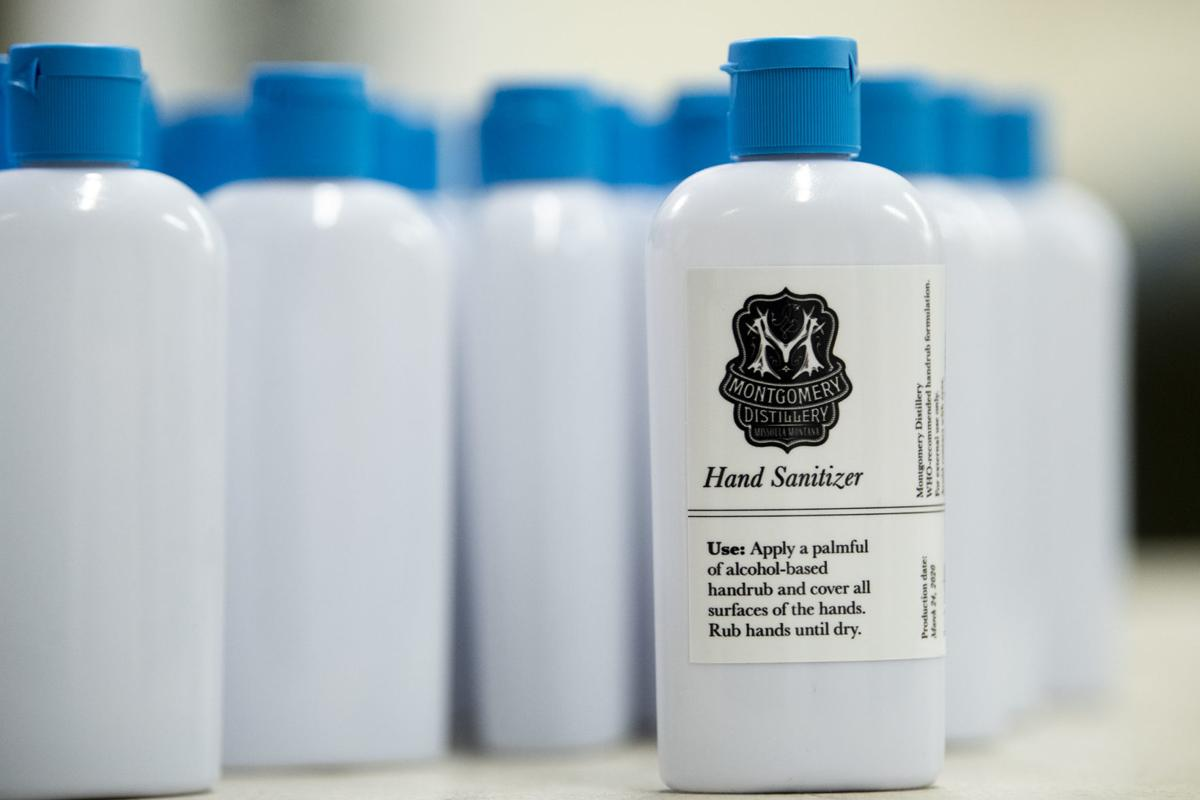 Montgomery Distillery hand sanitizer 02