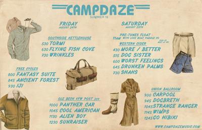 Campdaze