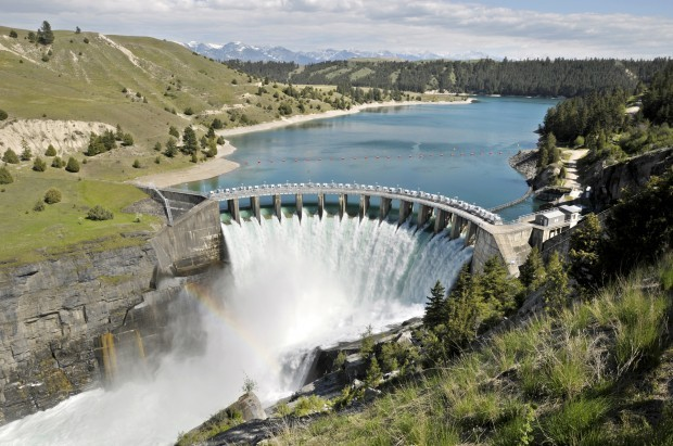 PSC approves NorthWestern's $870M purchase of hydro dams ... Hydro Water Dam