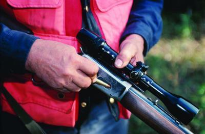 Hunting / hunter stock photo