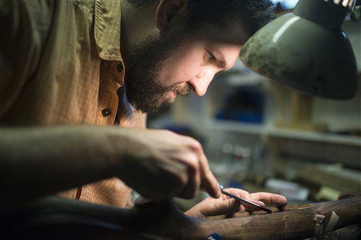 Livingston gunsmith teaches tricks of the trade
