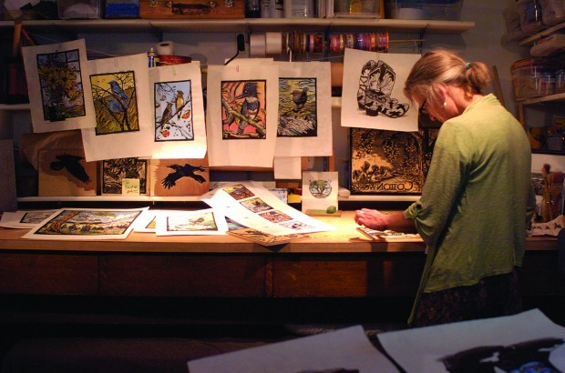 greeting cards offer artists more opportunities to sell work local