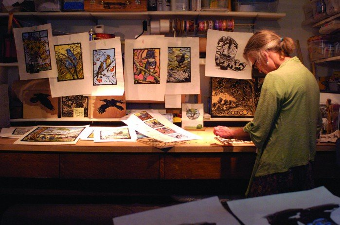Greeting Cards Offer Artists More Opportunities To Sell Work