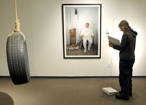 012710 art exhibit reaction