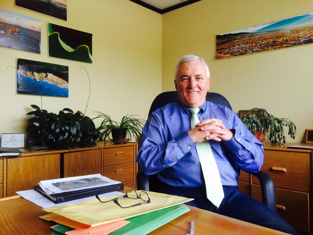 Commissioner Bill Carey