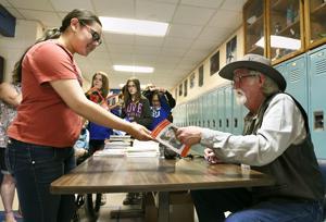 St. Ignatius students encouraged to capture their elders' stories