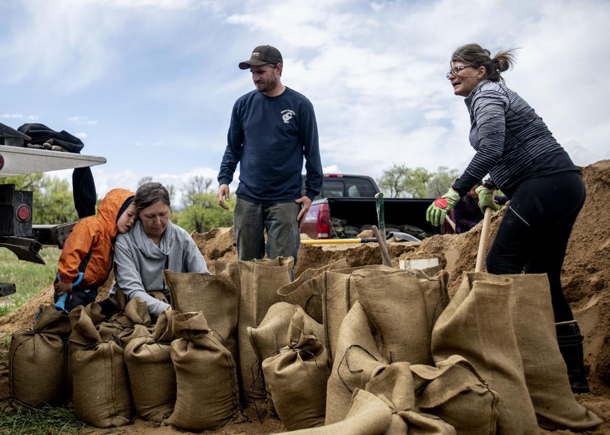 Sandbagging at Fort Missoula 01