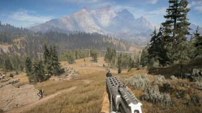 Far Cry 5 Throws Gamers Into Fictionalized Montana Complete With Grizzlies Guns And Killer Cult Local News Missoulian Com
