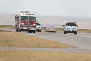 74-year-old pilot dies in experimental helicopter crash into private hangar at Billings airport