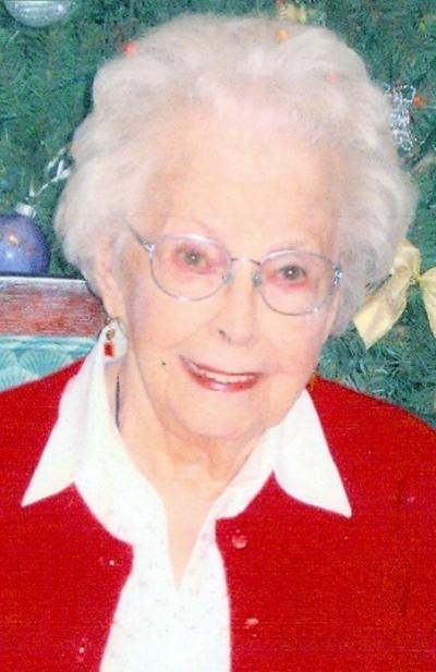 Mary Bernice Wenstrom