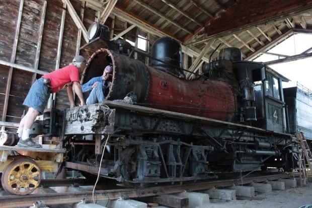 Locomotive Restoration