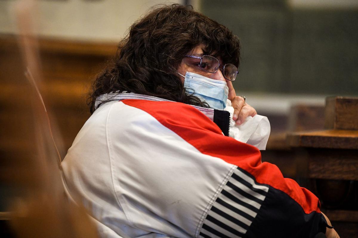 Angela Cobler sentencing