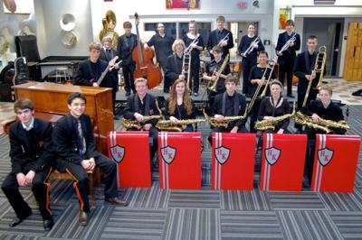 Hellgate High School Jazz Band