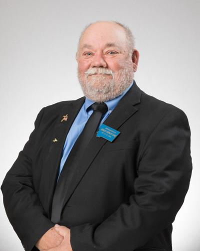 Rep. Denley Loge (R-Saint Regis)
