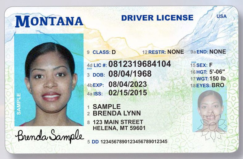 New-look Missoulian State Montana Out com amp; Rolled Regional Across Licenses