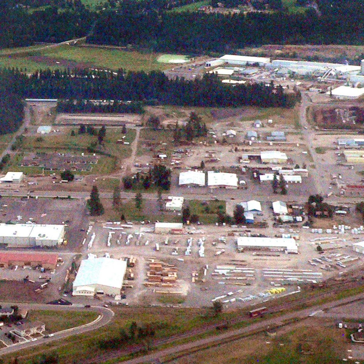 Weyerhaeuser to close Columbia Falls lumber and plywood mill