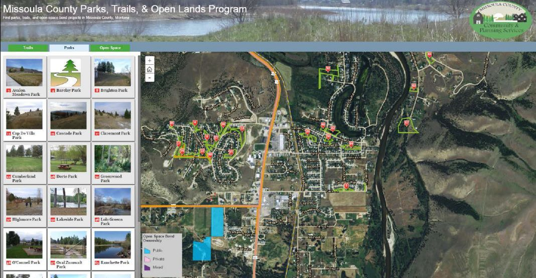 County launches new online map tool Local