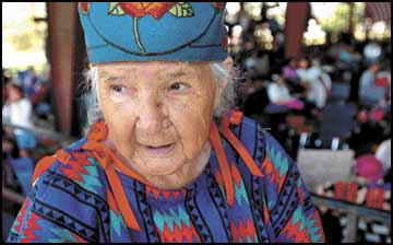 Visitors come from around the world to enjoy annual powwow