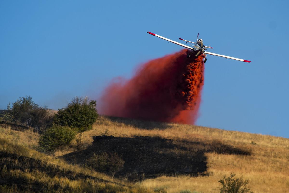 Mount Sentinel fire 02