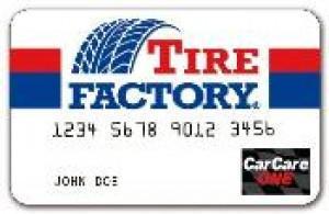 Tire Factory Credit Card
