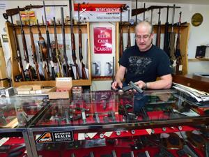 Coronavirus concerns prompt surge in gun, ammunition sales