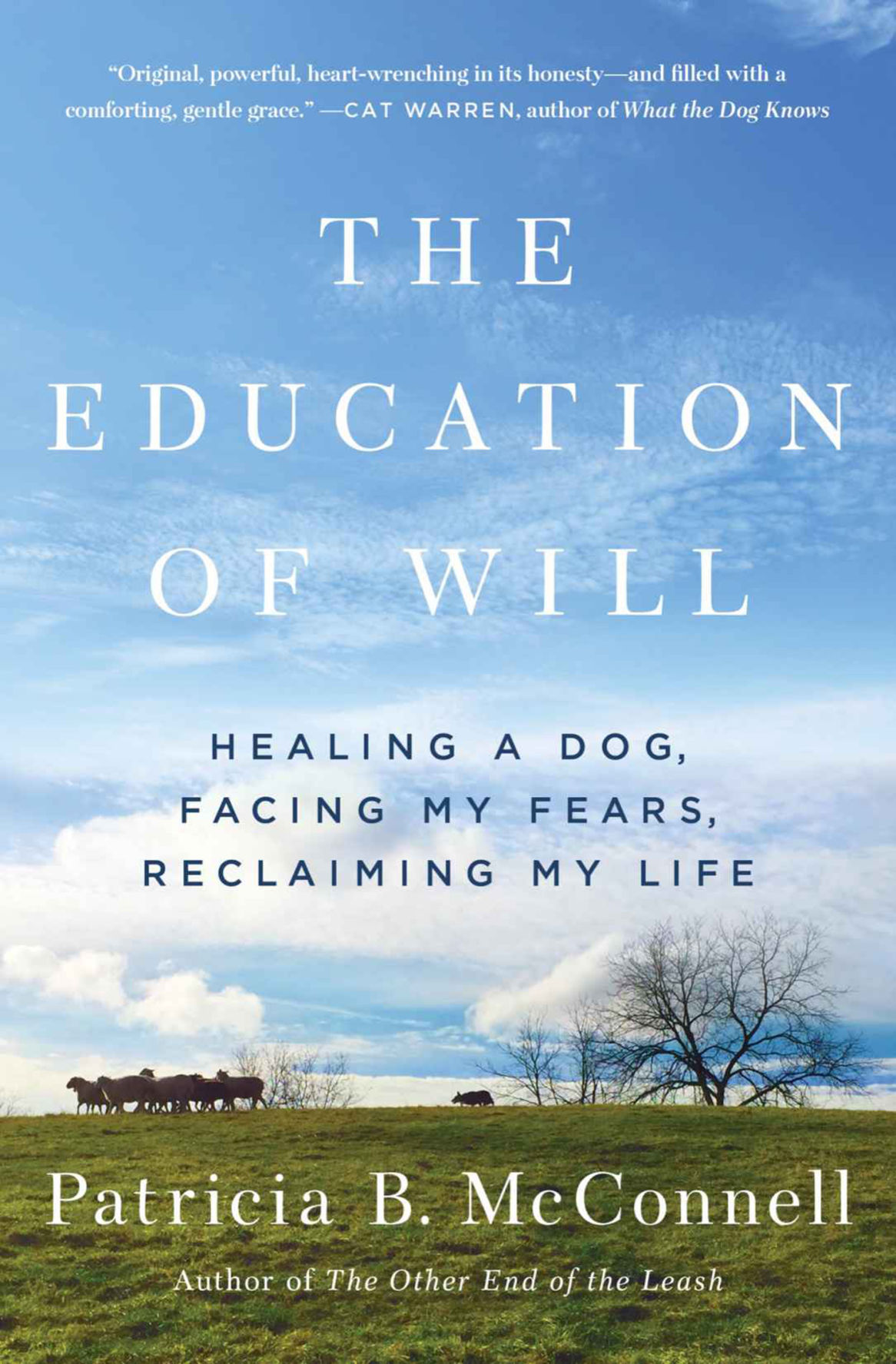 """""""The Education of Will"""" by Patricia B. McConnell"""
