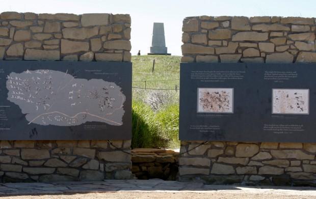 Little Bighorn Battlefield Indian Memorial