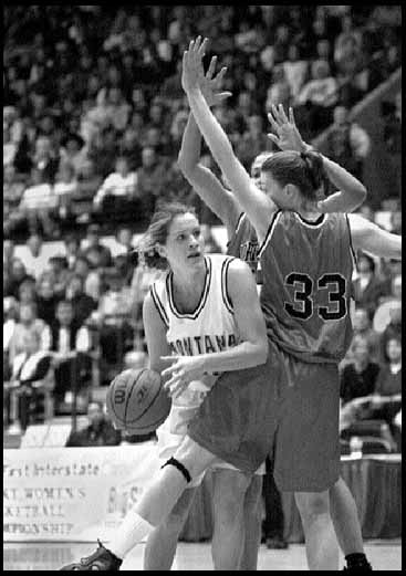 Lady Griz bounced back to top of Sky