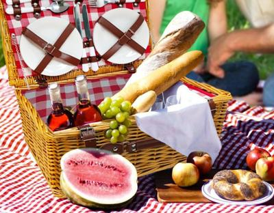 Image result for musicpicnic basket