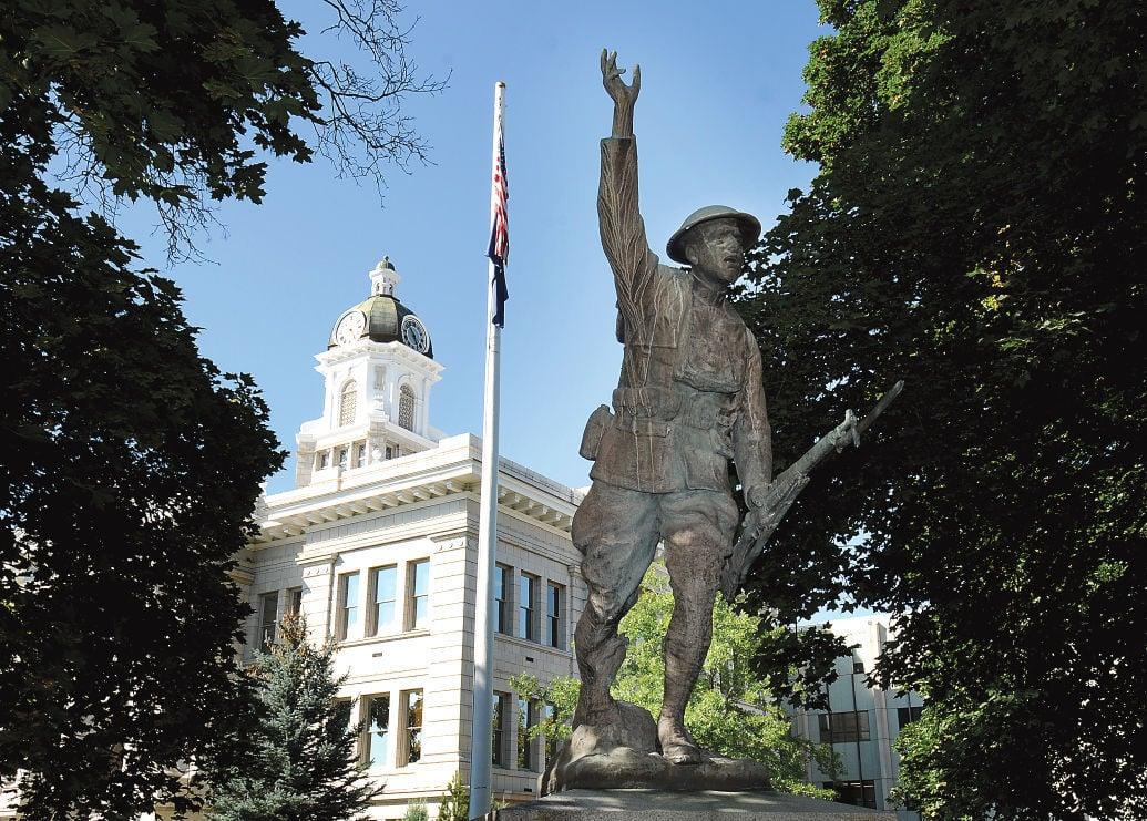 Missoula County Doughboy Statue